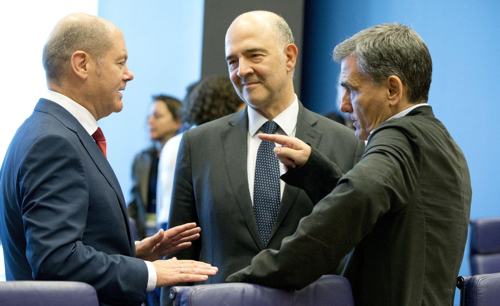 Eurogruppe berät über Griechenland-Hilfen