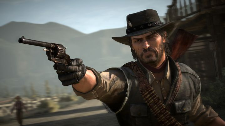 """Ein Western für die Konsole: """"Red Dead Redemption"""""""