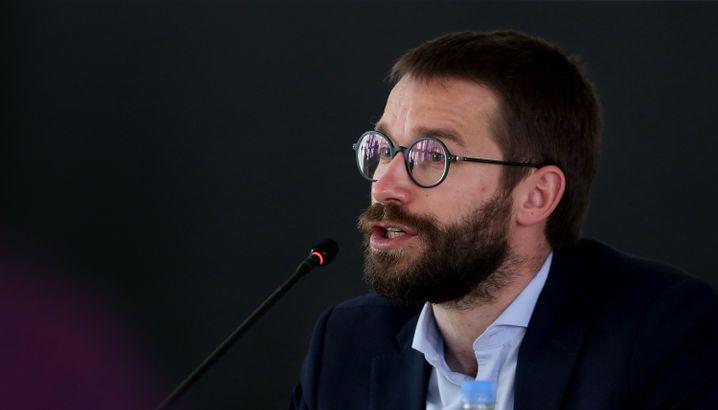 Sachsen-Anhalts Grünenchef Sebastian Striegel