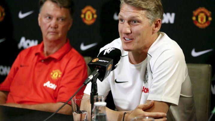 Neuzugang bei Manchester United: Schweinsteiger in Seattle