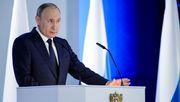 Putin warnt Ausland vor »Provokationen«