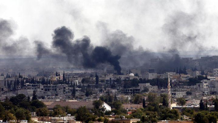 Kobane: Hunderte Tote in wenigen Wochen