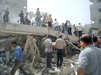 Jagd auf Hamas-Führer: Immer wieder zivile Opfer