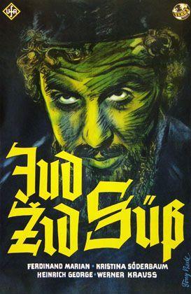 """""""Jud Süß""""-Plakat: Hetzwerk der Nazis"""