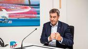 Warum sich Markus Söder sorgt, dass die Union in der Opposition landen könnte