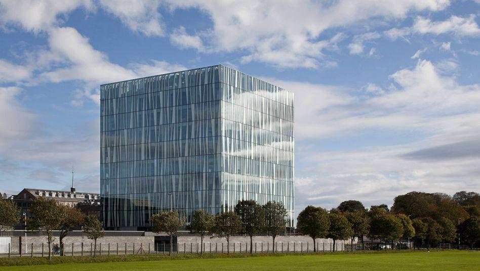 Die Universität in Aberdeen
