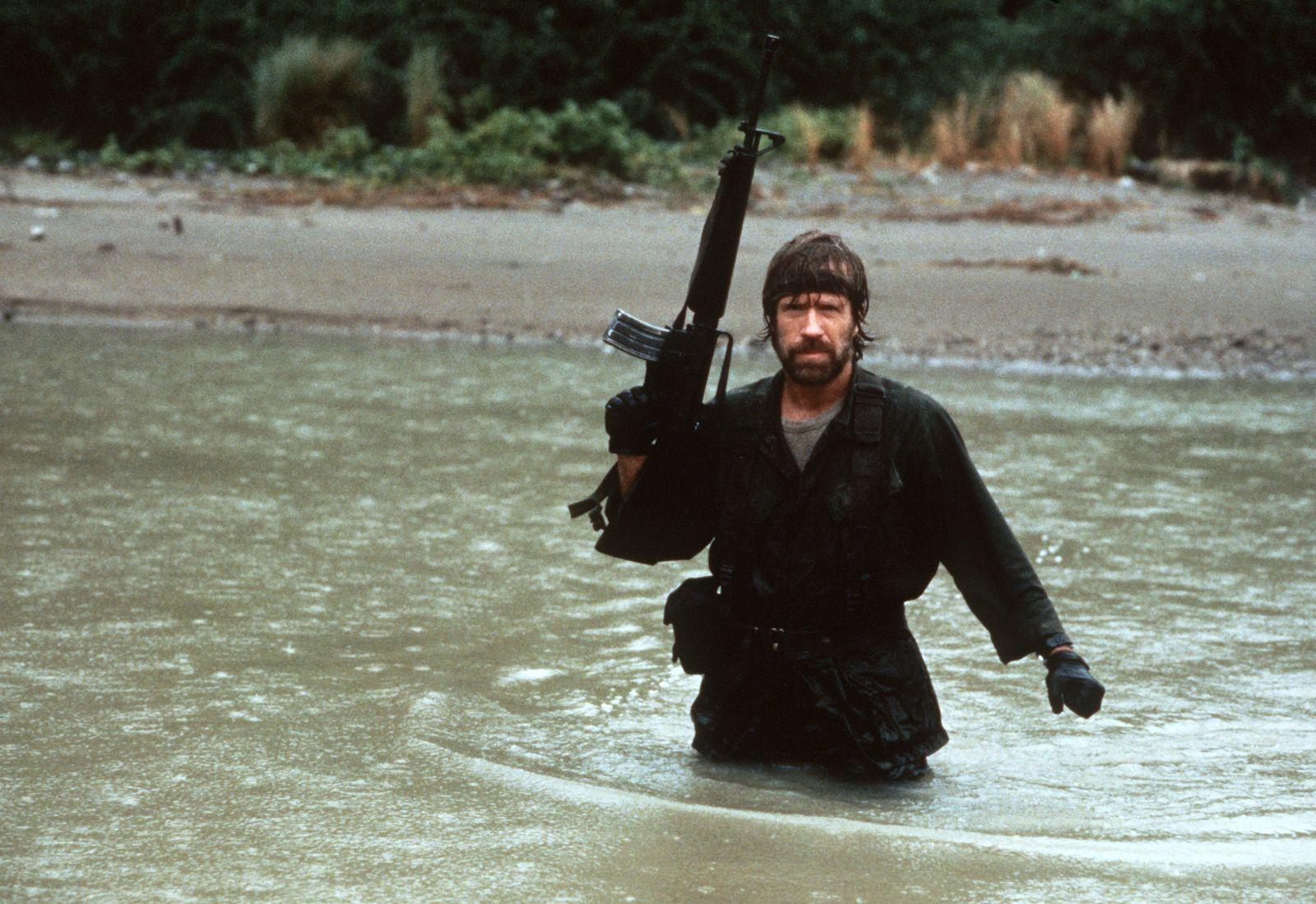 Chuck Norris wird 65