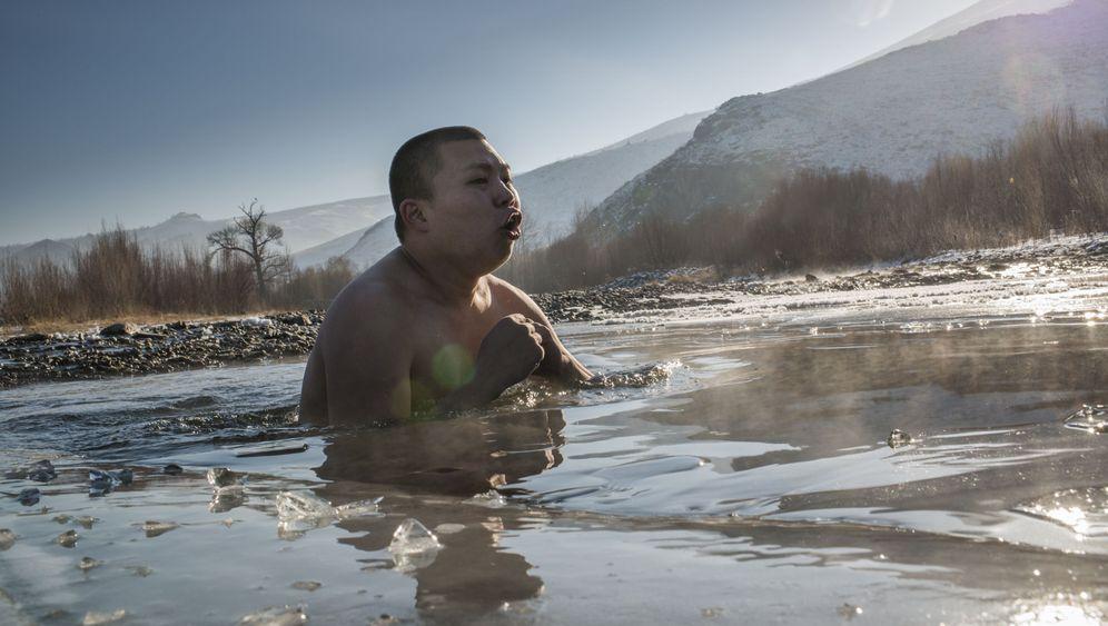 """Mongolei: """"Einzige Chance, zu überleben"""""""