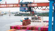 Deutsche Exporte wachsen dritten Monat in Folge - aber langsamer