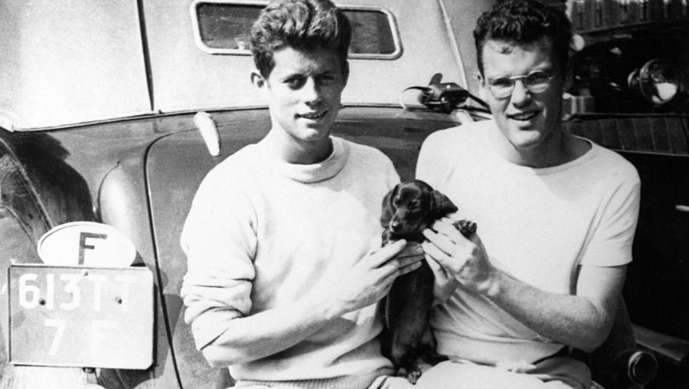 Frühe Kennedy-Aufzeichnungen: Fasziniert von Hitlers Deutschland