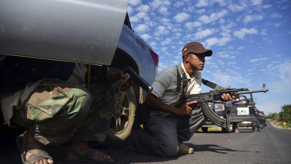 Bürgerwehren in Michoacán: Kampf gegen die Tempelritter