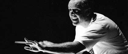 Star-Dirigent Kleiber in Aktion: Pult-Torero, Jahrhundert-Maestro, Dämon