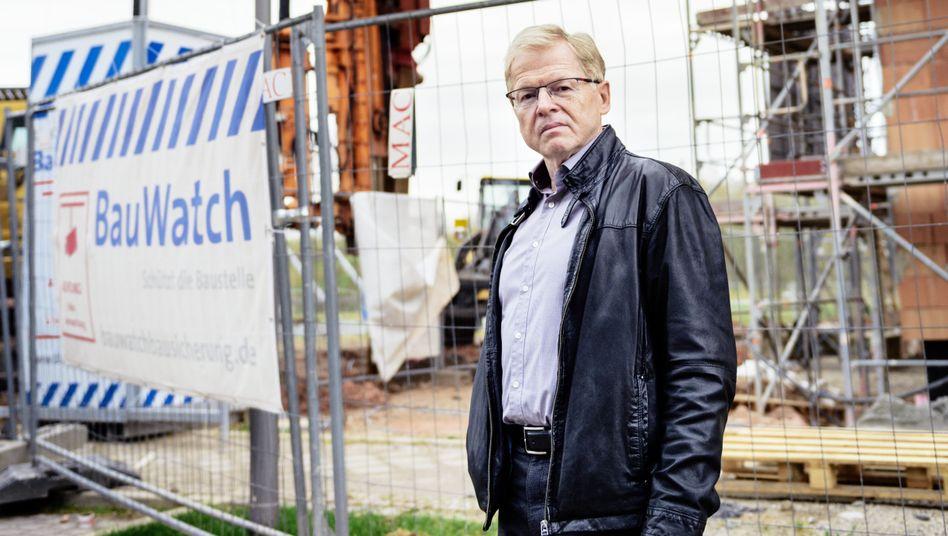 "Baugutachter Knoll in Leipzig: ""Niemand macht etwas dagegen"""