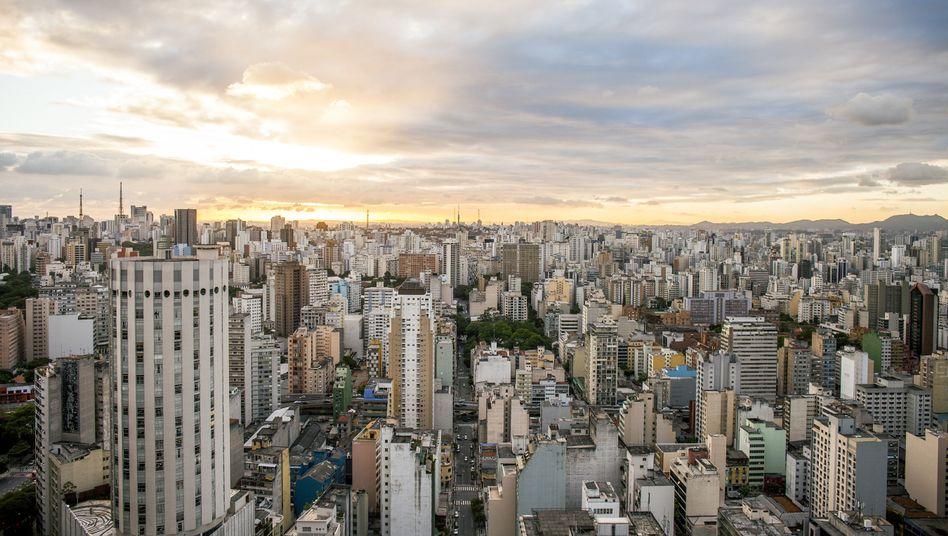 São Paulo: Wenn Millionen Autofahrer Biosprit tanken, steigt der Ozonwert