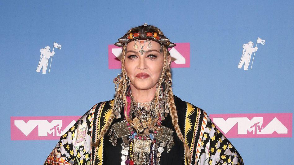 """Madonna: Coronavirus als """"großer Gleichmacher"""""""