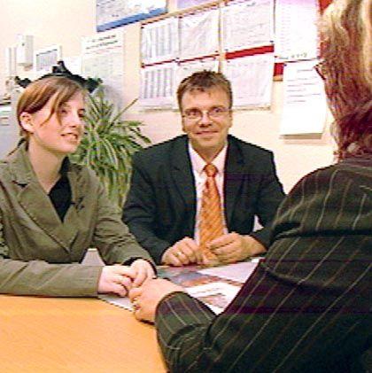 Arbeitsbeschaffer Naundorf: Amerikanischer Optimismus Marke Halle-Neustadt