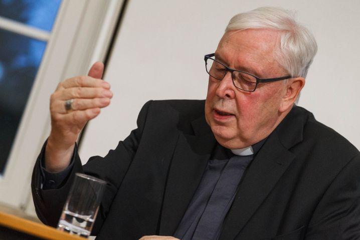 Hildesheims Bischof Trelle (Archiv): Späte Reaktion