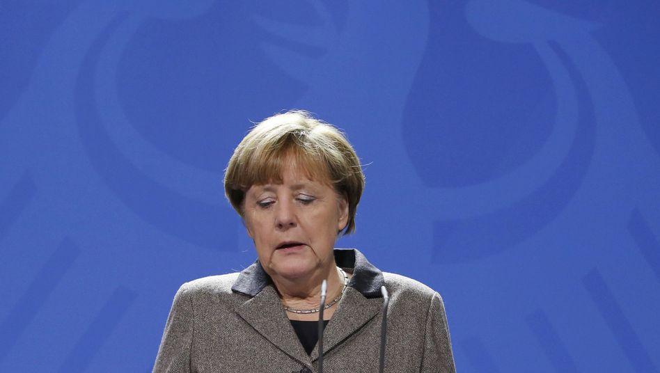 """Merkel zum Anschlag in Istanbul: """"Ziel der Terroristen ist unser freies Leben"""""""