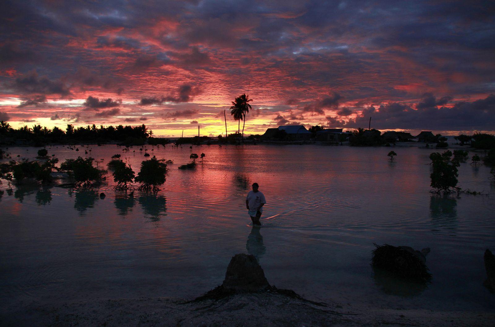 Kiribati / Klimawandel