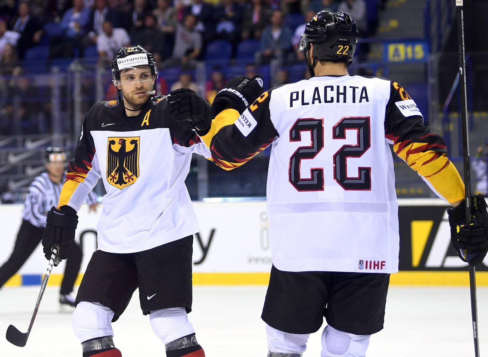 Eishockey WM: Dänemark - Deutschland