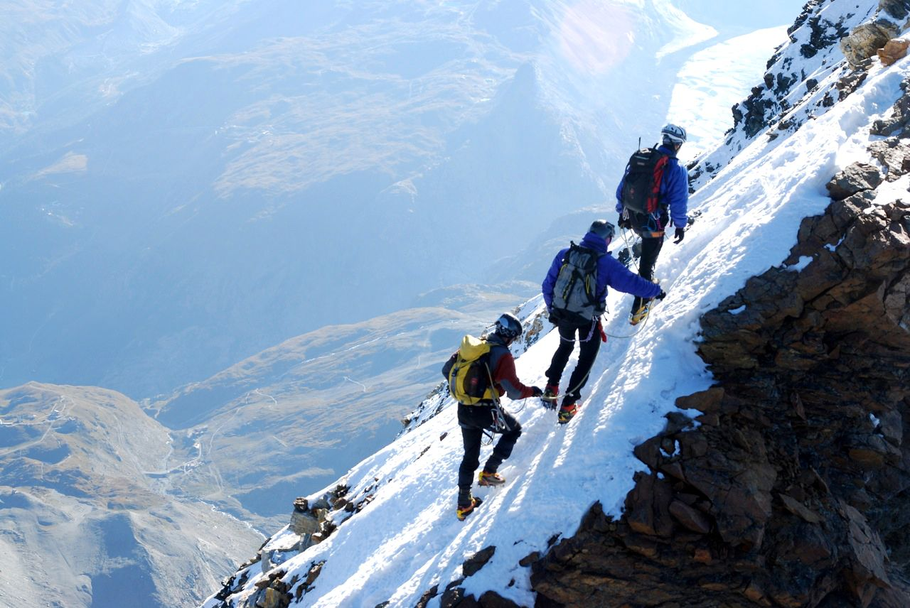 EINMALIGE VERWENDUNG Matterhorn / Schweiz