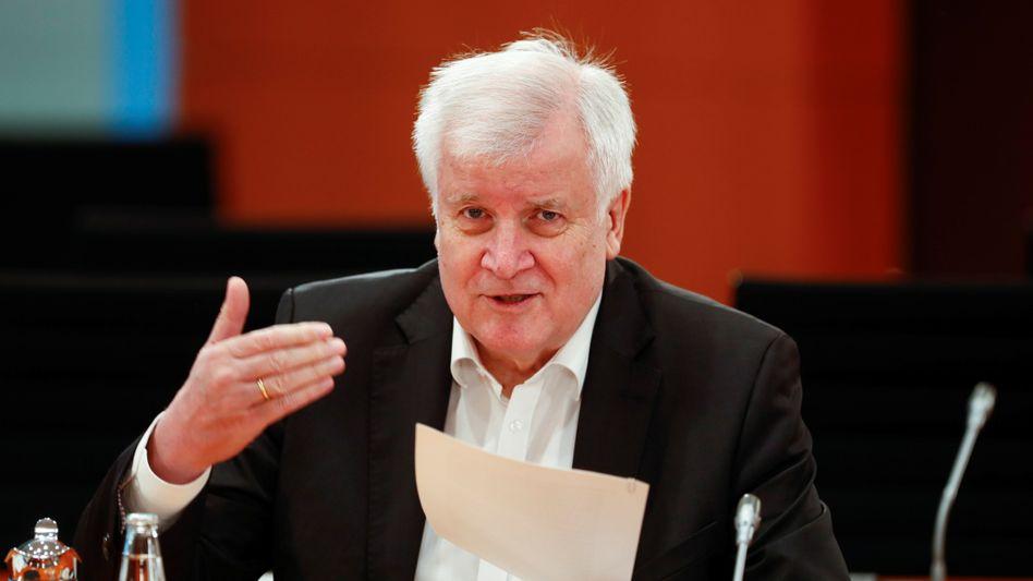 Innenminister Seehofer: Bundespolizei kann in Berlin wieder zu Amtshilfe eingesetzt werden