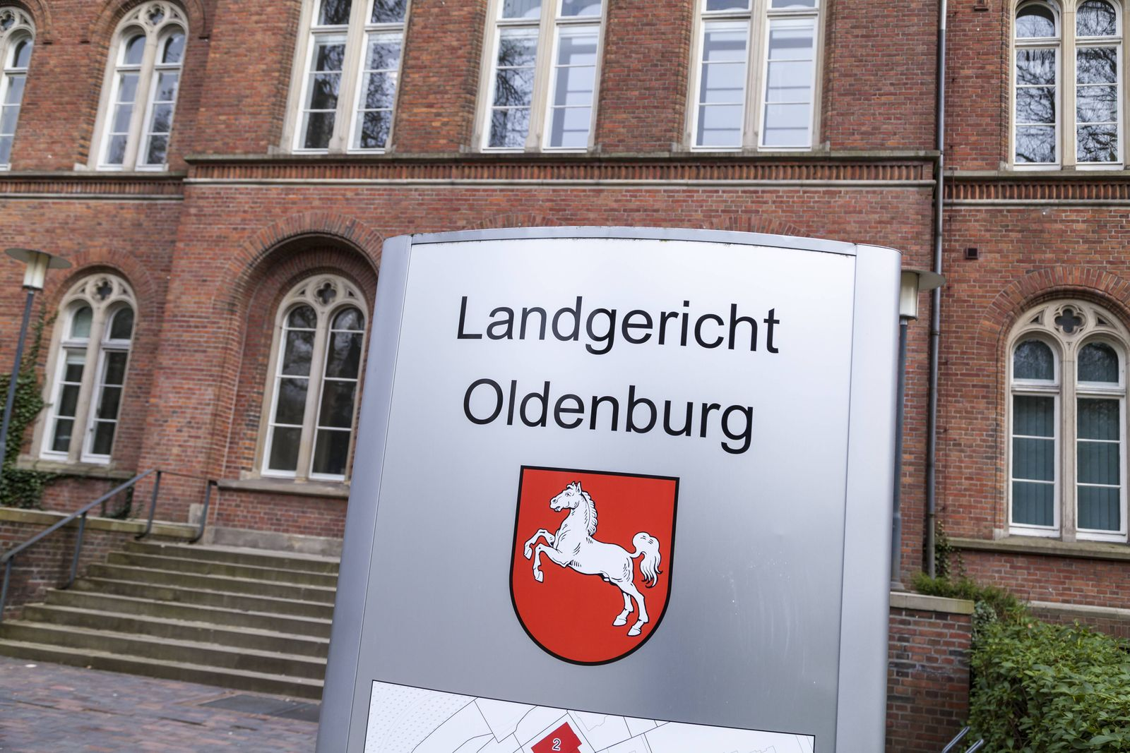 Landgericht in Oldenburg Niedersachsen *** Regional court in Oldenburg Lower Saxony