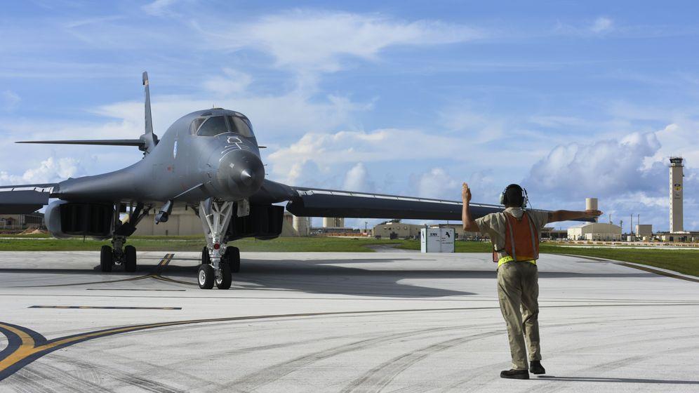 US-Insel Guam: Militärstützpunkt mit zentraler Bedeutung