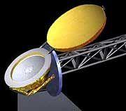 Gamma-Detektor: 20 verschiedene chemische Elemente soll das Gamma-Auge der Mars-Sonde registrieren