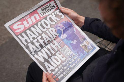 Titelseite der »Sun«