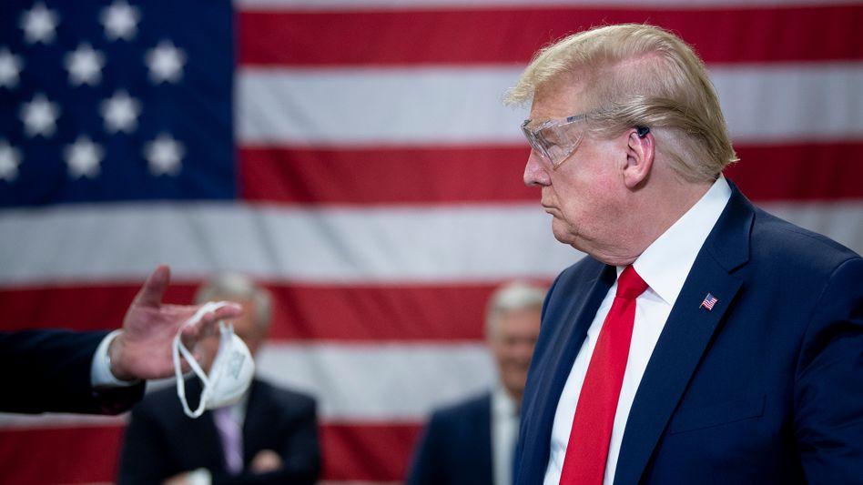 Rat der Präsidentenberaterin: Jeder Amerikaner soll eine Maske tragen
