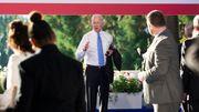 Biden weist CNN-Journalistin zurecht – und entschuldigt sich