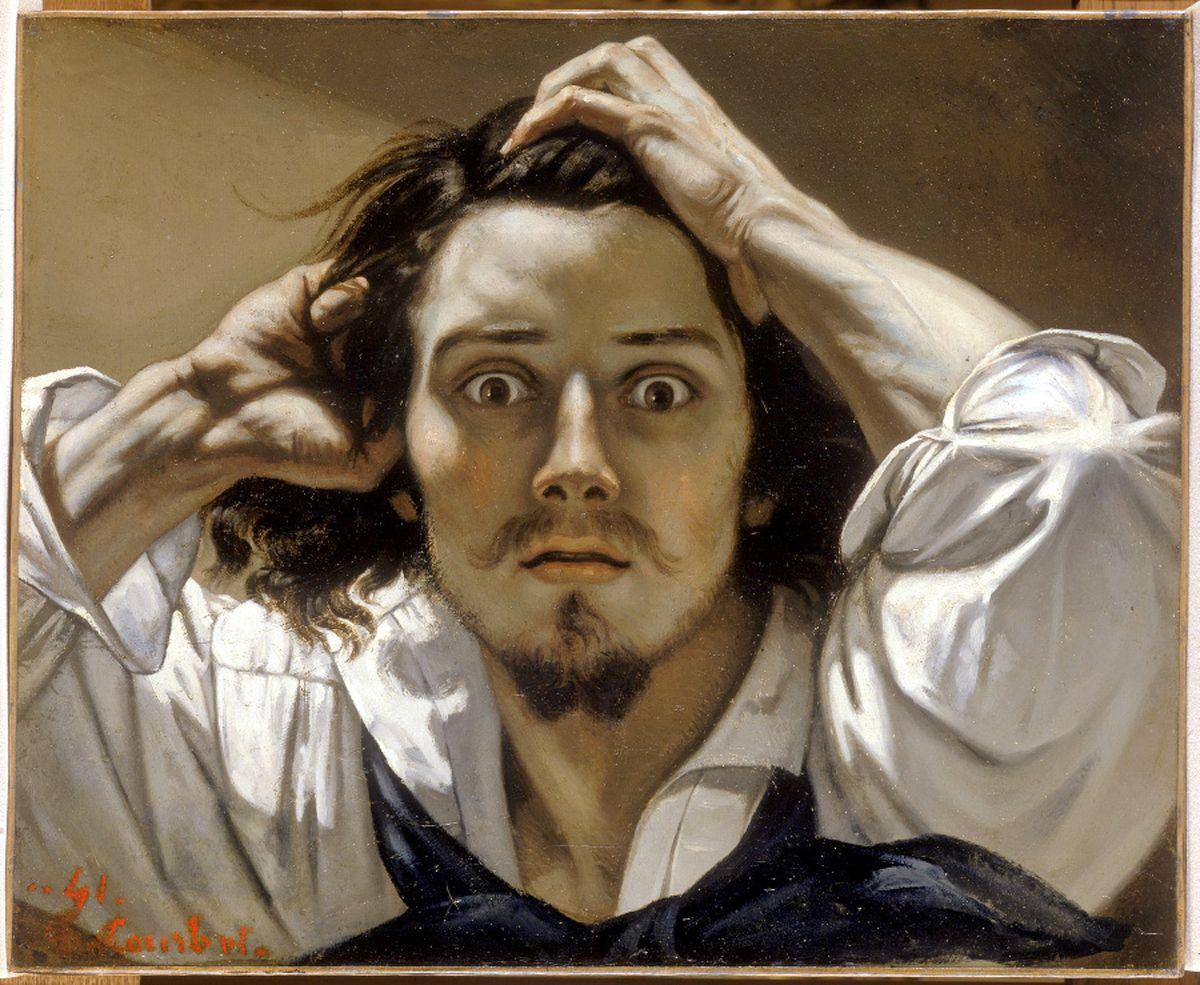 Sarah Thornton: 33 Künstler in 3 Akten/ Courbet