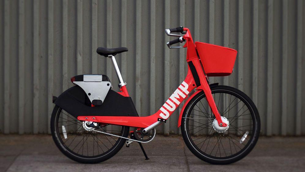 Bikesharing: Ubers Leihrad für Berlin