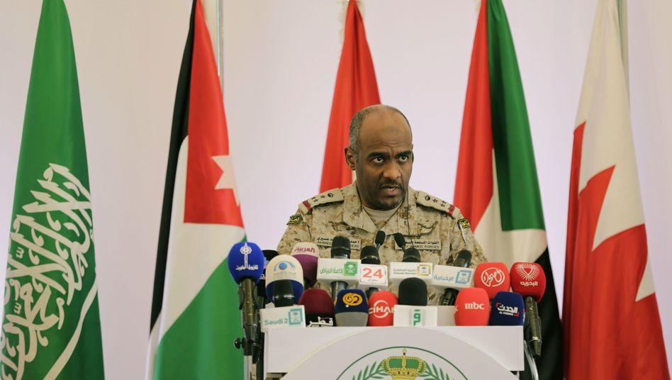 Brigadegeneral Ahmed al-Asiri