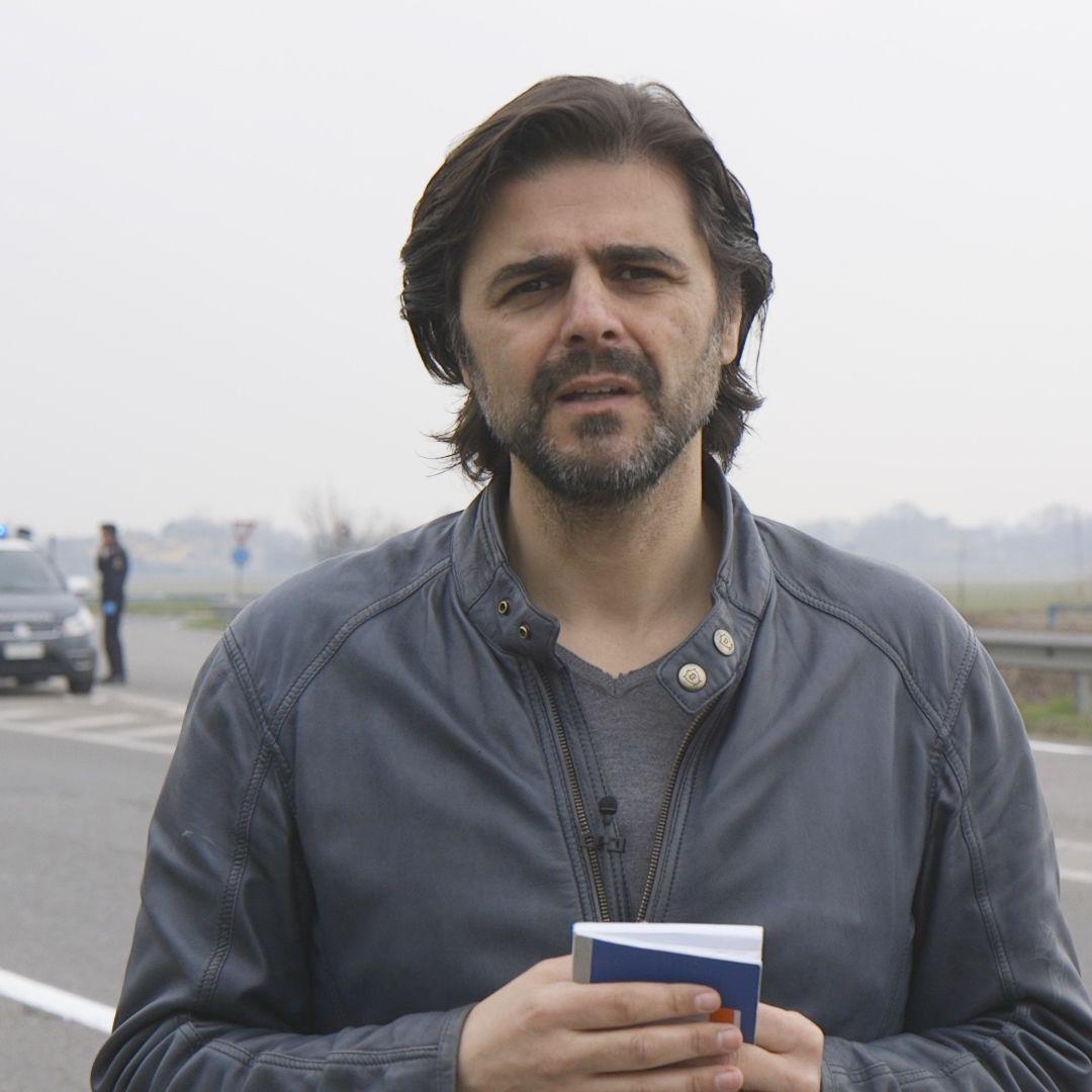 """Corona-Quarantäne im Norden Italiens: """"Man kommt weder rein noch raus"""""""
