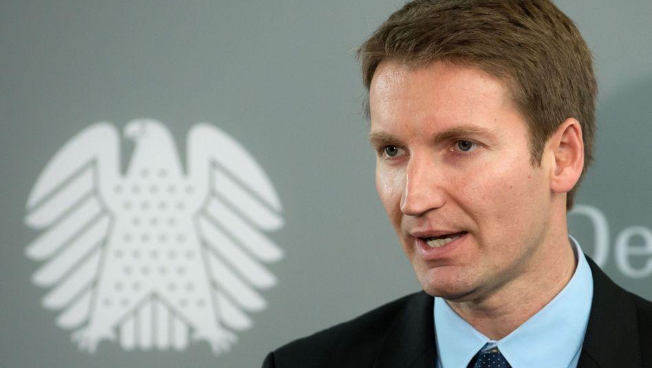 CDU-Politiker Sensburg: Anzeige der Freundin