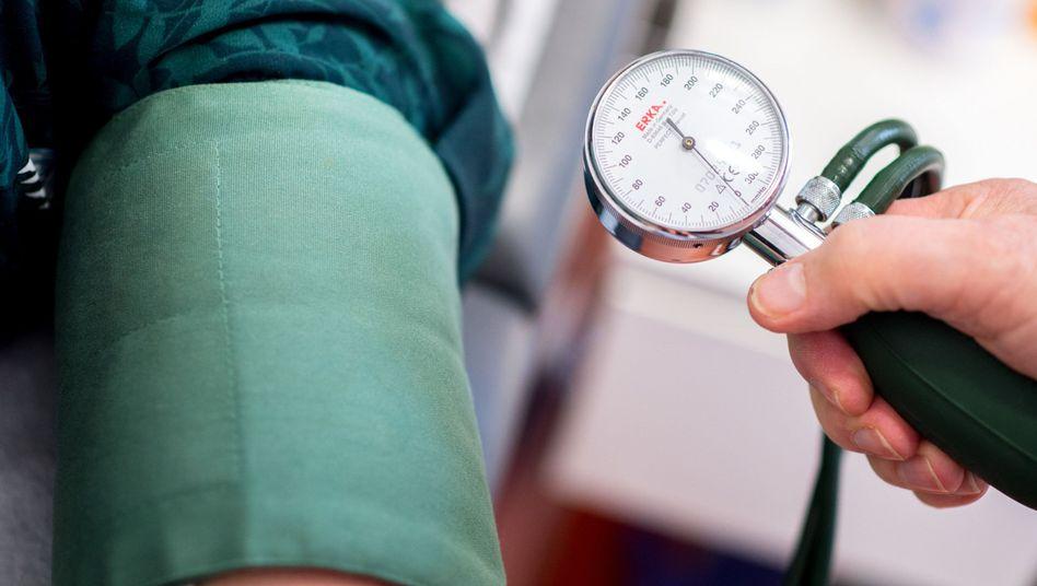"""""""Patienten sollten ihre verschriebenen Blutdrucksenker auf keinen Fall absetzen"""""""