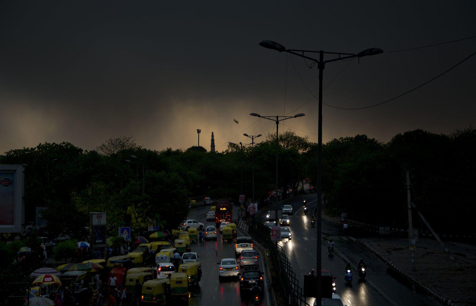 Indien Wetter