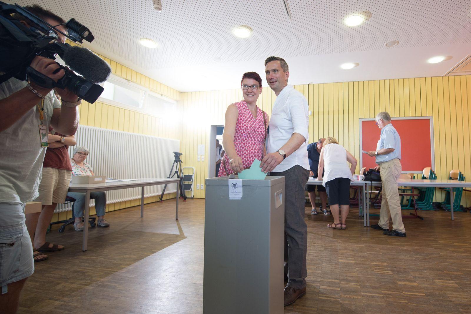Landtagswahl Sachsen/ Martin Dulig