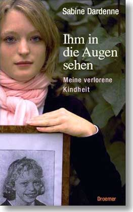 The cover of the German translation of Dardenne's memoir.