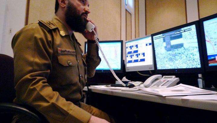 Mekka: Videoüberwachung in der Pilgerstadt