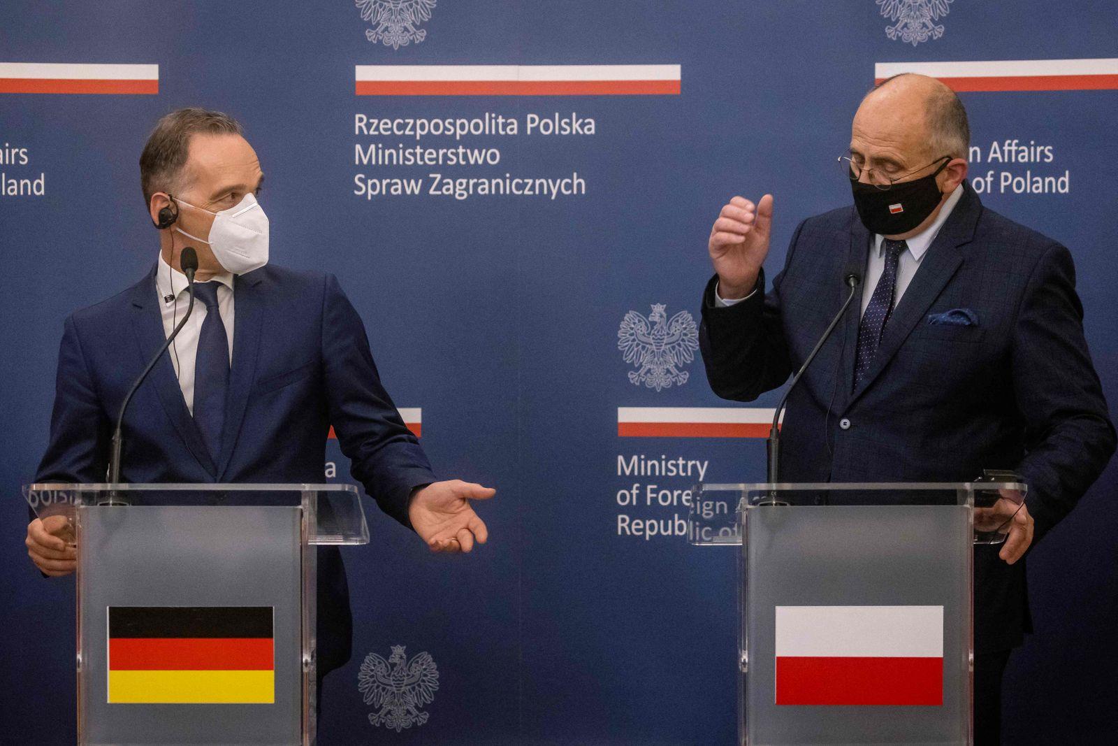 POLAND-GERMANY-POLITICS-DIPLOMACY