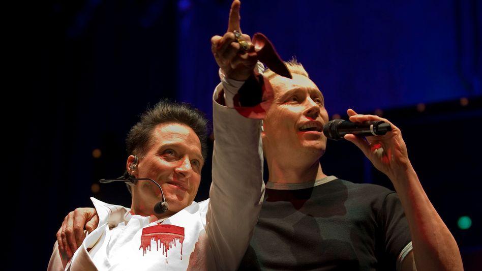 """Bela B. und Farin Urlaub von den Ärzten: Mit """"Schrei nach Liebe"""" wieder in den Charts"""