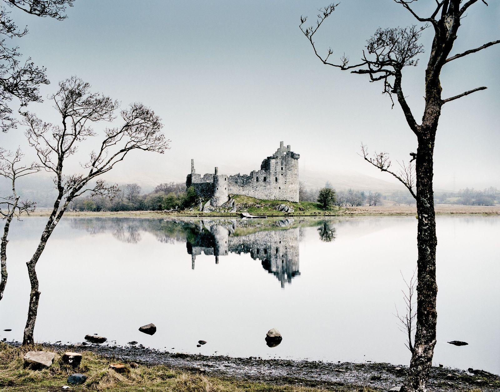 EINMALIGE VERWENDUNG Schottland/ Mare