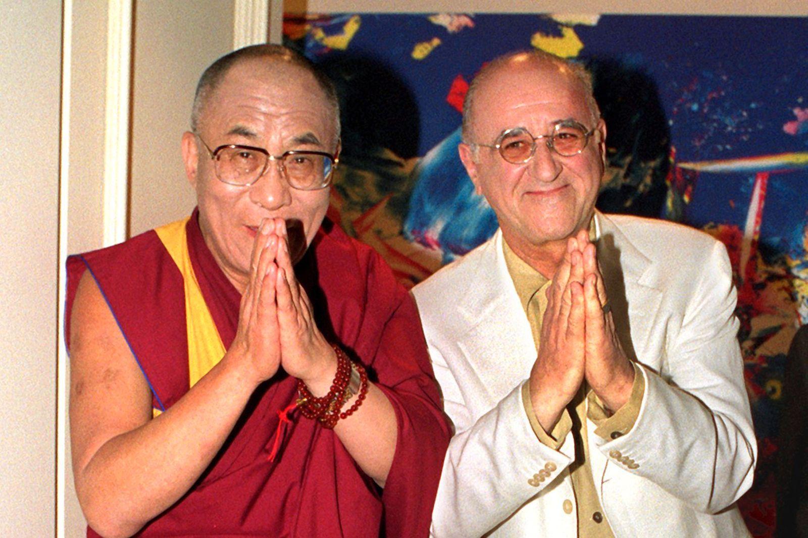 """Der Dalai Lama zu Besuch bei """"Bio"""""""