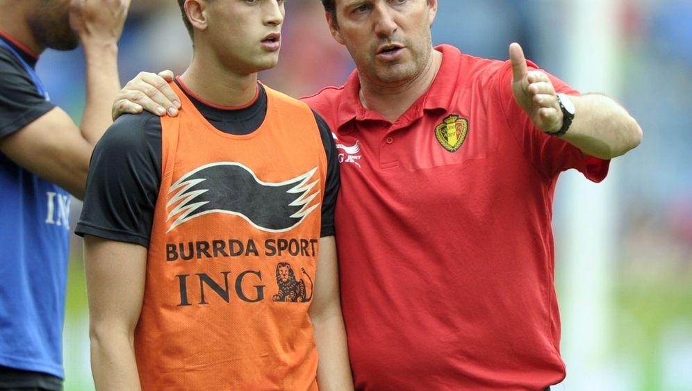 Belgiens Fußball-Nationalmannschaft: Wilmots WM-Hoffnungen