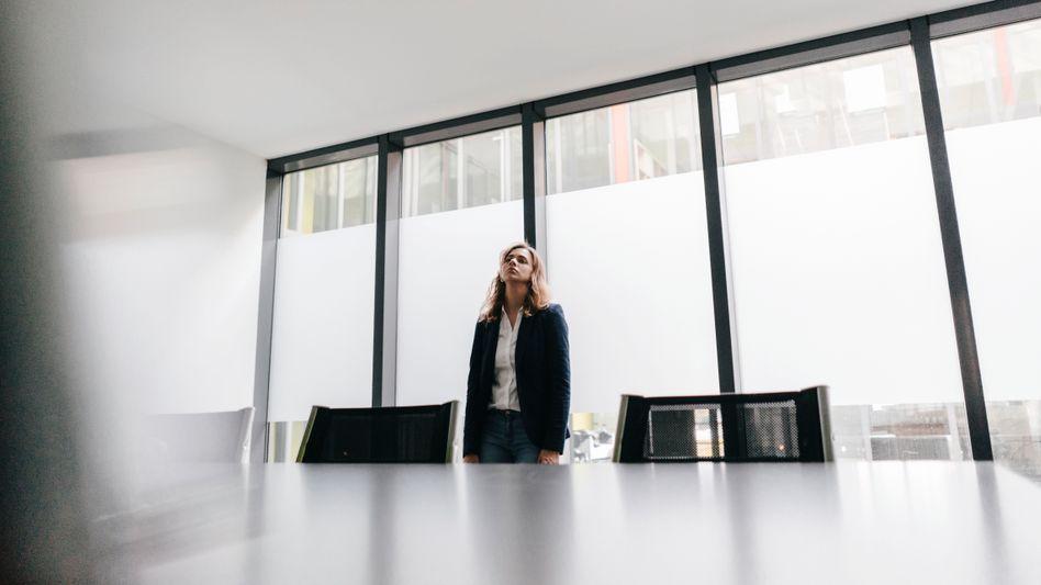 Keines der deutschen Dax-Unternehmen wird von einer Frau geführt