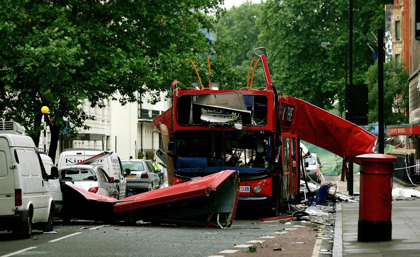 Bomben London 2005