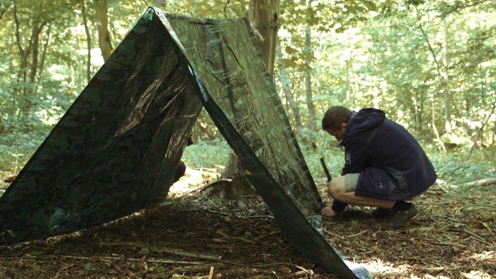Survival-Camps: Überlebenstraining mitten in Deutschland